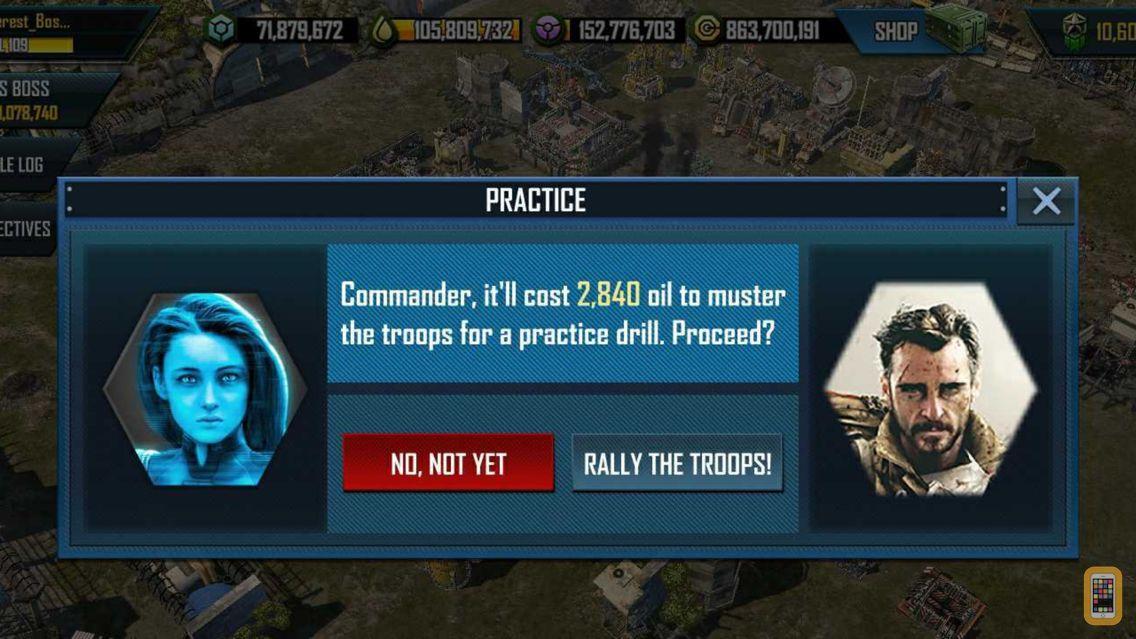 Screenshot - War Commander: Rogue Assault