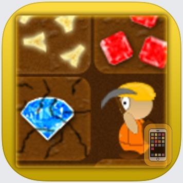 Treasure Miner - 2d gem mine by York Burkhardt (Universal)