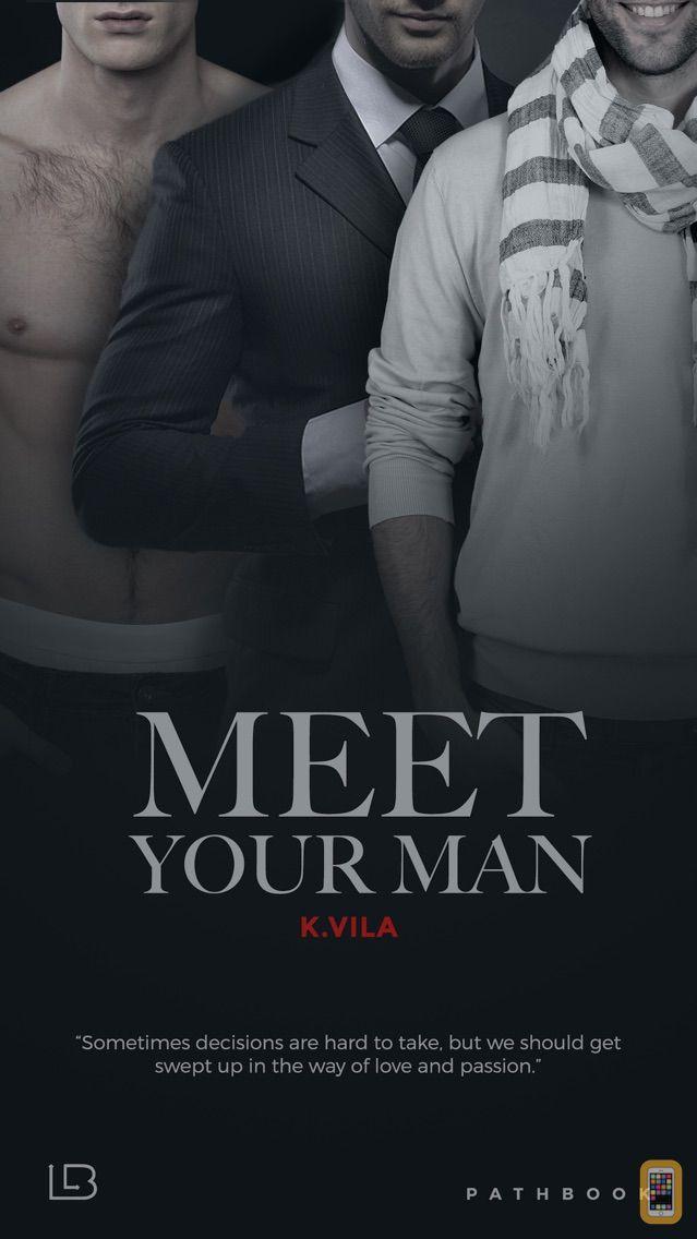 Screenshot - Meet your Man - Romance book