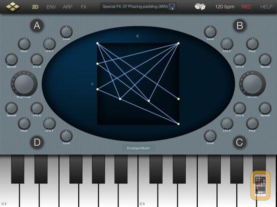 Screenshot - Cube Synth