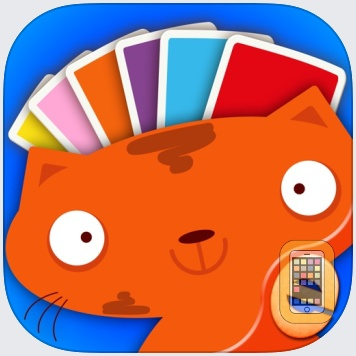 Colors Memory Match! Color Learning Game for Kids by Eggroll Games LLC (Universal)