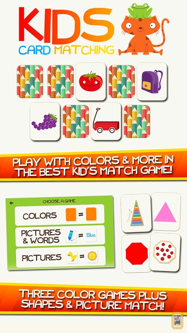 Screenshot - Learn Colors App Shapes Preschool Games for Kids