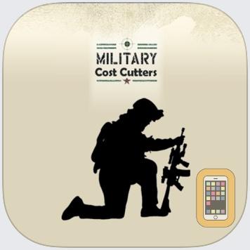 Military Cost Cutters by Military Cost Cutters LLC (iPad)