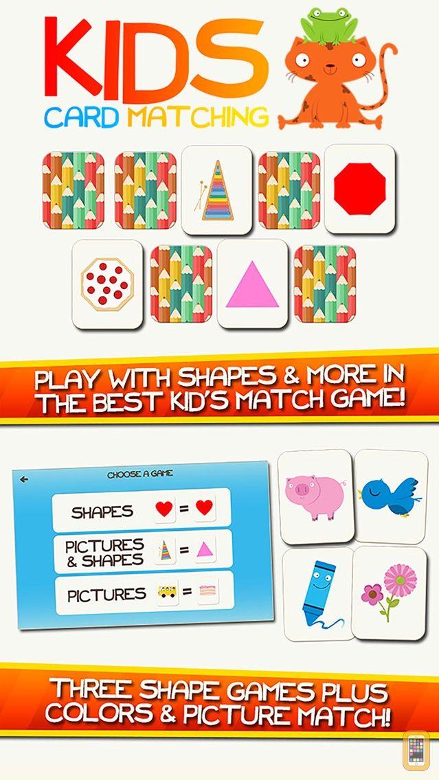 Screenshot - Shape Game & Colors App Preschool Games for Kids