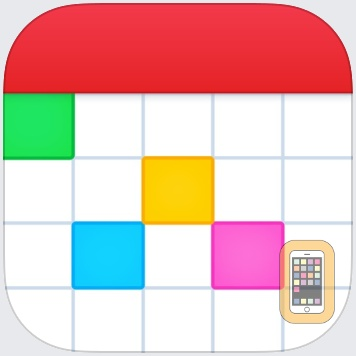Fantastical 2 for iPhone by Flexibits Inc. (iPhone)