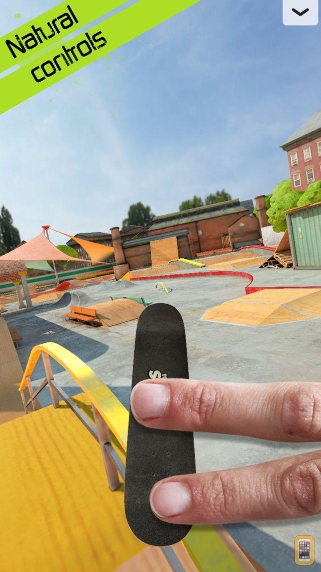 Screenshot - Touchgrind Skate 2