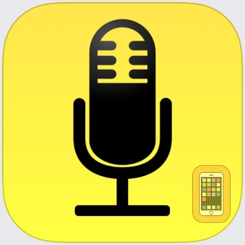 Audio Notebook: Sound Recorder by Qrayon, LLC (iPad)
