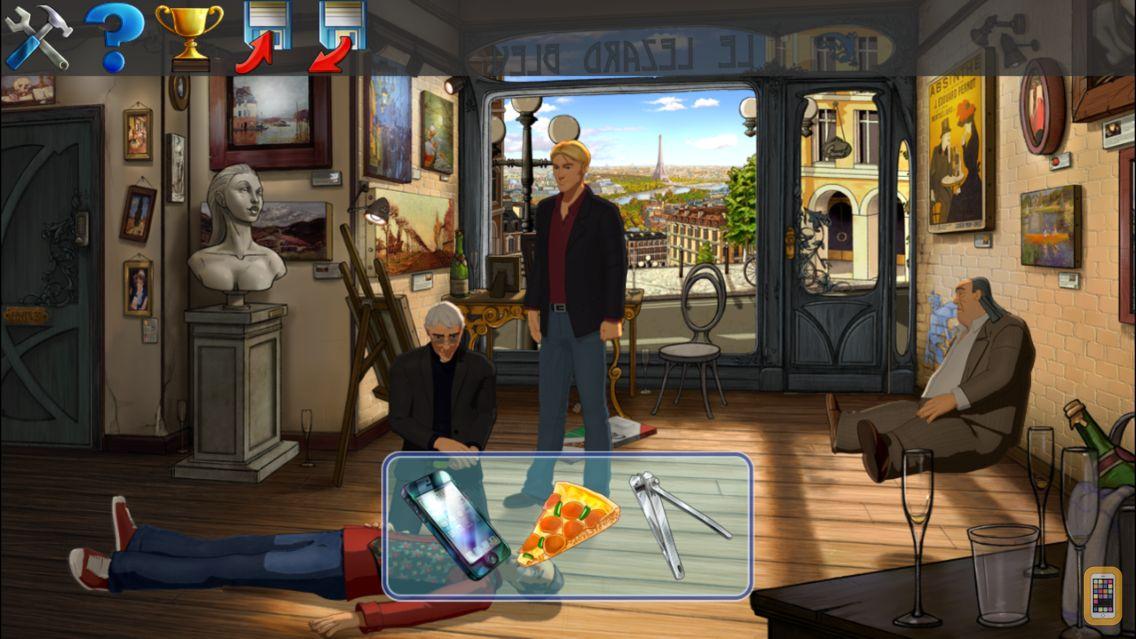 Screenshot - Broken Sword 5