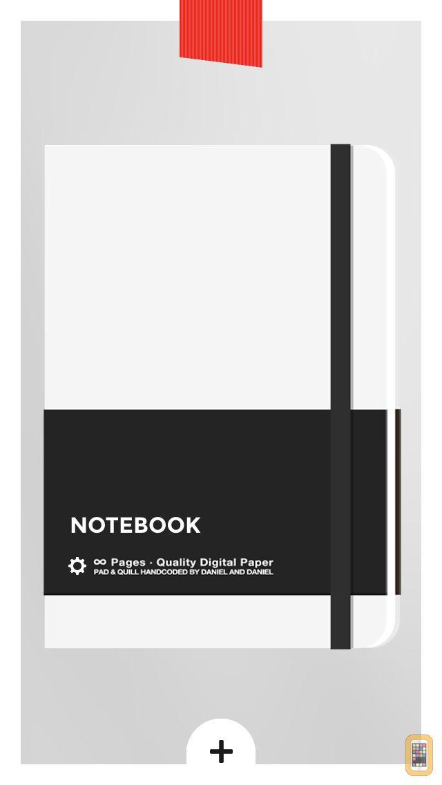 Screenshot - Pad & Quill Notes