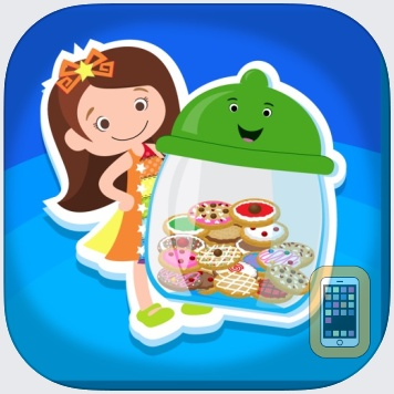 Smart Cookie Math Addition & Subtraction Game! by Molly Lynch (Universal)