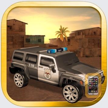 Mad Cop 4 : Hummer 4x4 Street Racing by Sharkweed, LLC (Universal)