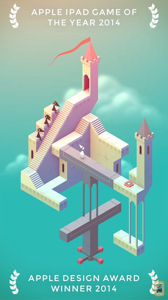 Screenshot - Monument Valley