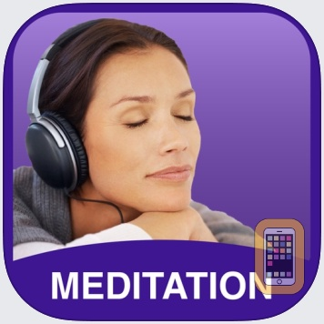 HOLOSYNC® MEDITATION: BRAINWAVE TRAINING FOR RELAXATION, PROSPERITY, LOVE, HEALTH & SUCCESS by SuperMind Apps, LLC (Universal)