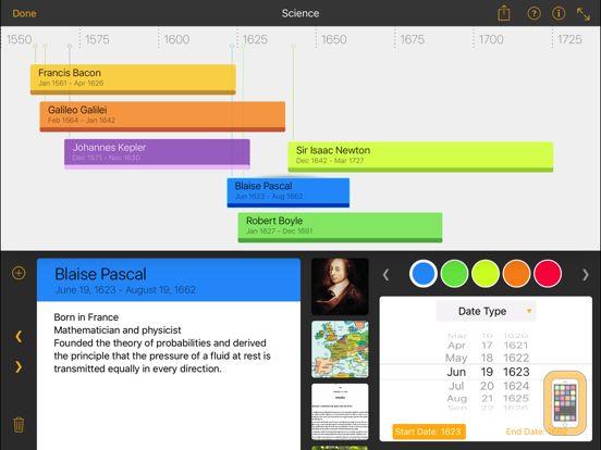 Screenshot - The Timeline Builder