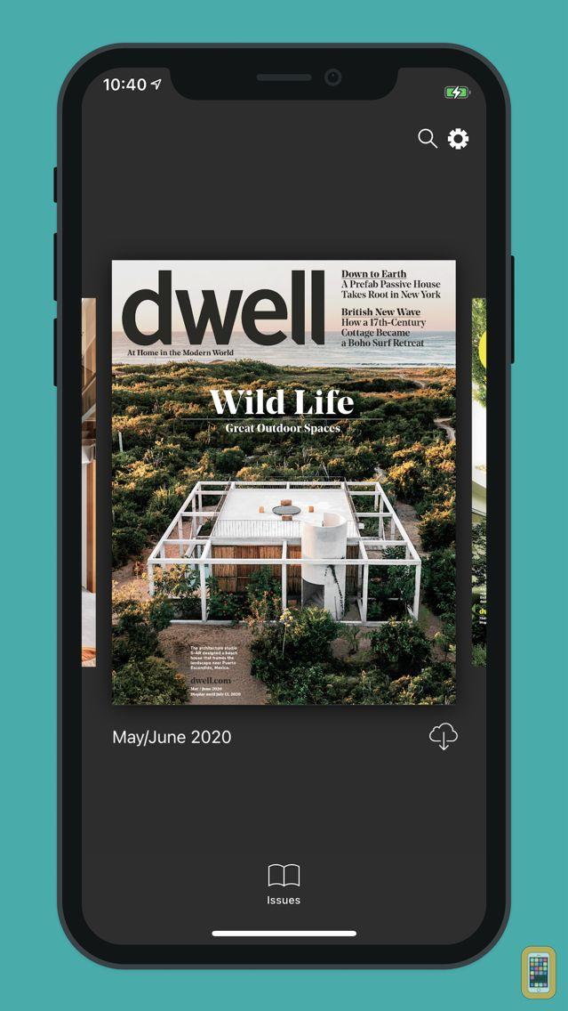 Screenshot - Dwell Magazine