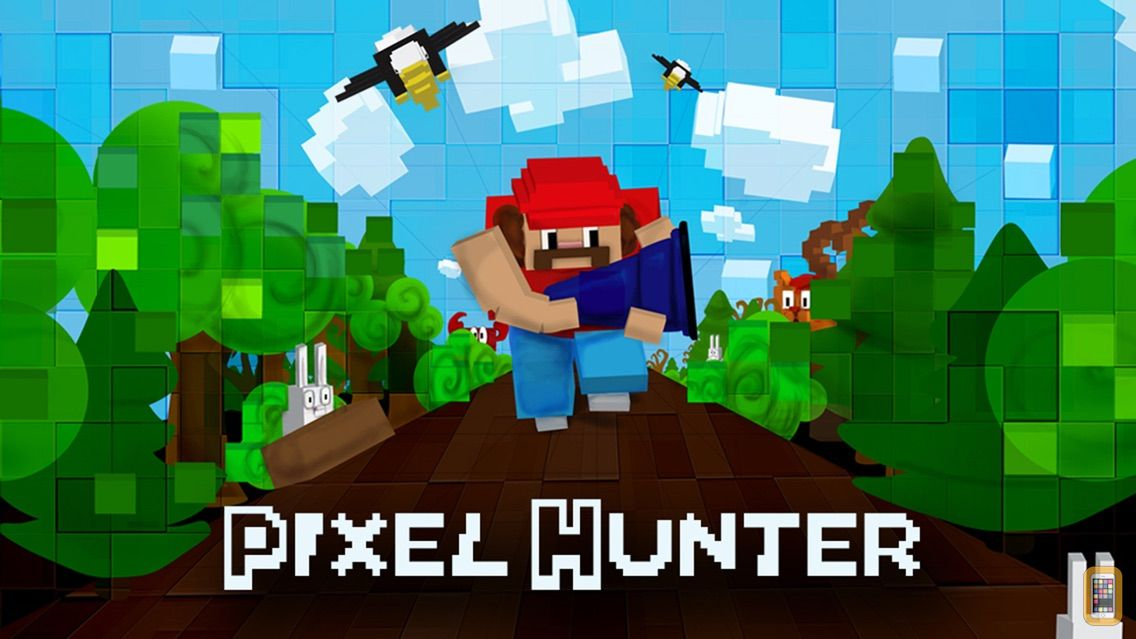 Screenshot - Pixel Hunter