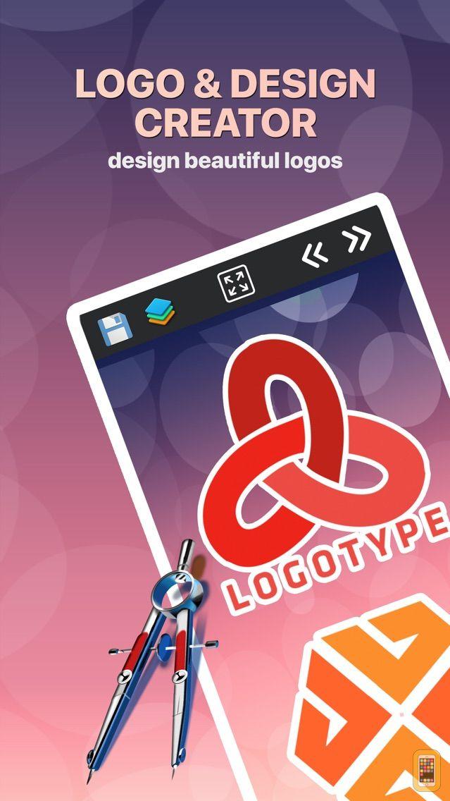 Screenshot - Logo, Card & Design Creator