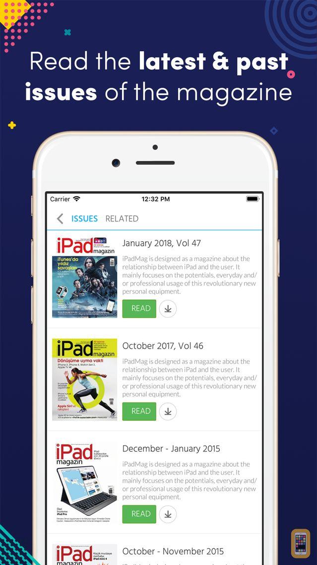 Screenshot - iPad Magazin Turkiye
