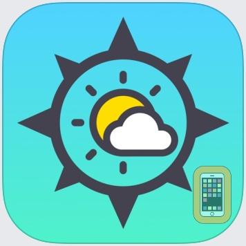 OutCast - Marine Weather by Ardan Studios, LLC (iPhone)