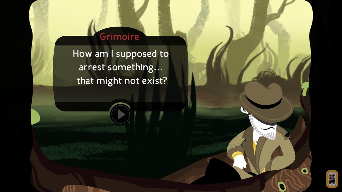 Screenshot - Detective Grimoire