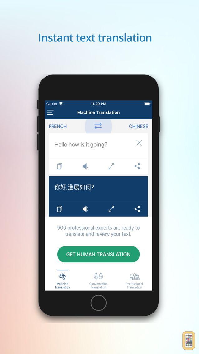 Screenshot - Translate.com