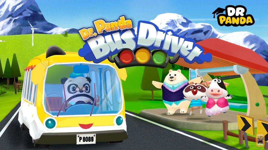 Screenshot - Dr. Panda Bus Driver