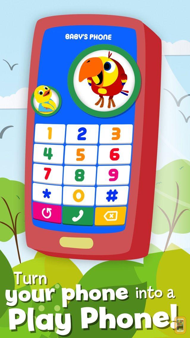 Screenshot - Play Phone for Kids - Educational Toy Phone