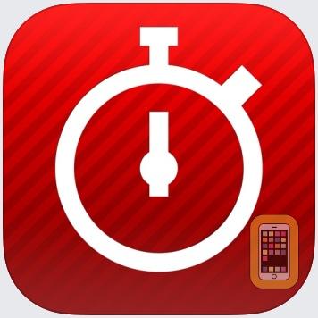 BeepWatch PRO - Beeping Circuit Training Interval Stopwatch by Scott DeSapio (Universal)