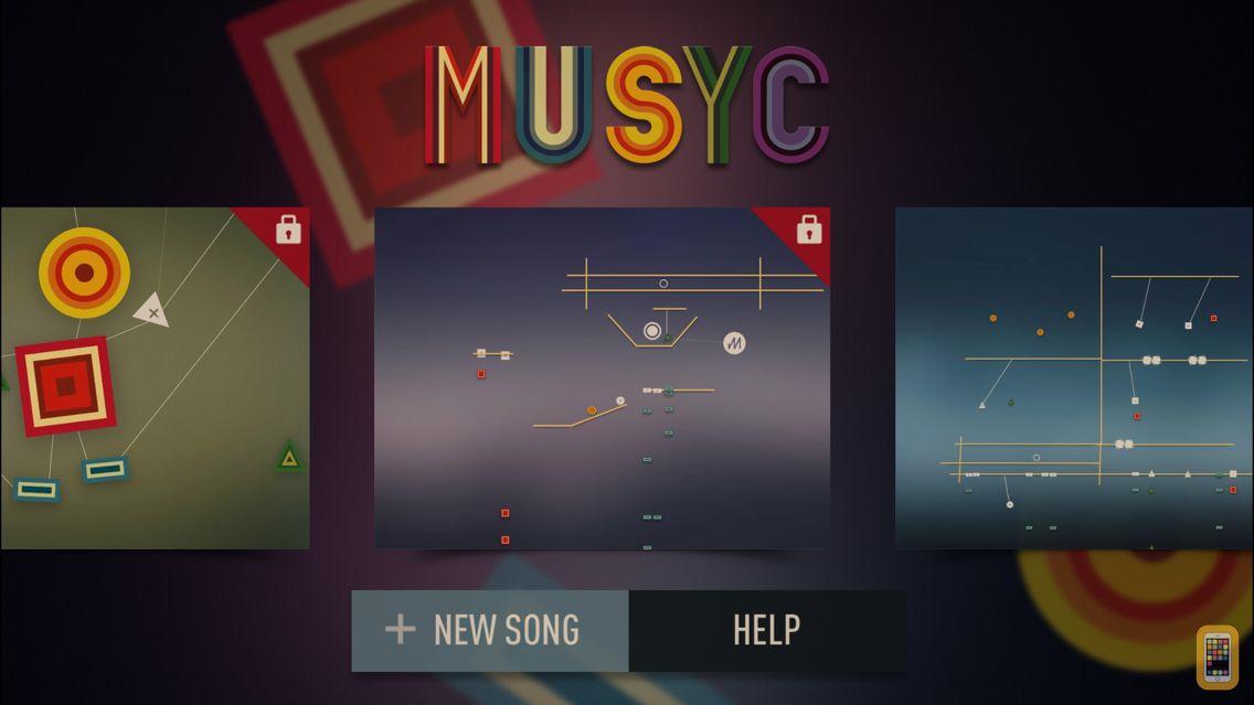 Screenshot - Musyc Pro