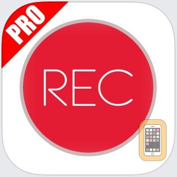 Voice Recorder Pro . by Emanuele Floris (Universal)