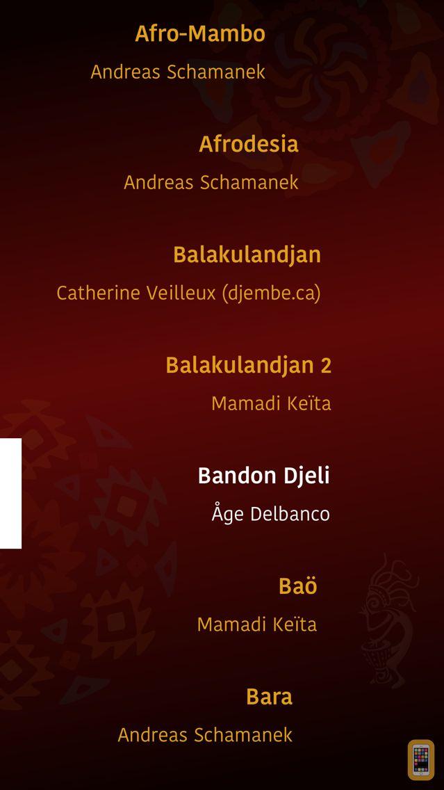 Screenshot - Piti Piti Pa - Djembe Studio