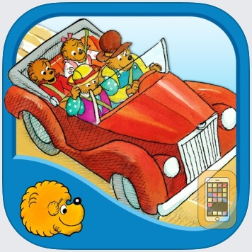 The Berenstain Bears and Too Much Car Trip by Oceanhouse Media (Universal)