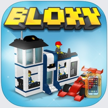 Bloxy World. 3D Blocks For Kids by Next is Great (Universal)