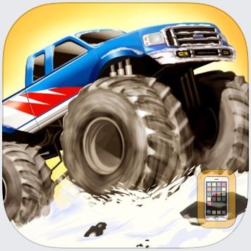 Monster Stunts: Extreme Stunt Truck Racing by YUZHI MA (Universal)