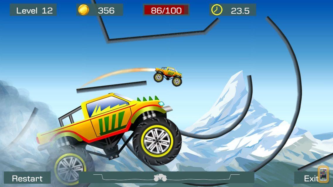 Screenshot - Monster Stunts