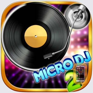 Micro DJ 2 Free - Party music audio effects and mp3 songs editing by Psycho Bear Studios (Universal)
