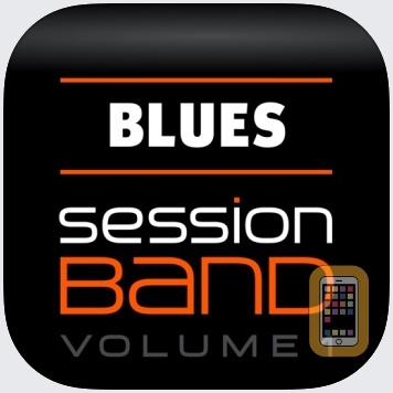 SessionBand Blues - Volume 1 by UK Music Apps Ltd (Universal)