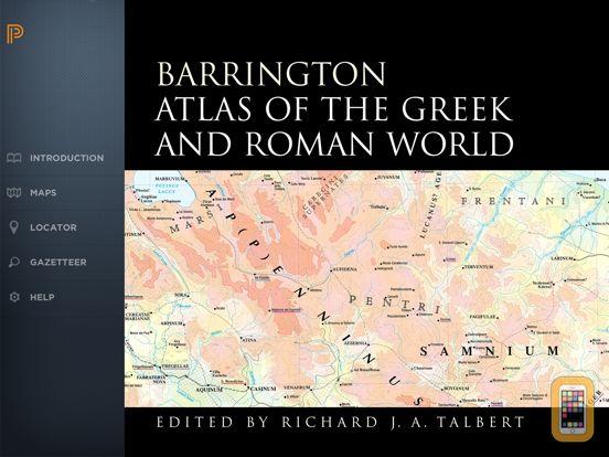 Screenshot - Barrington Atlas