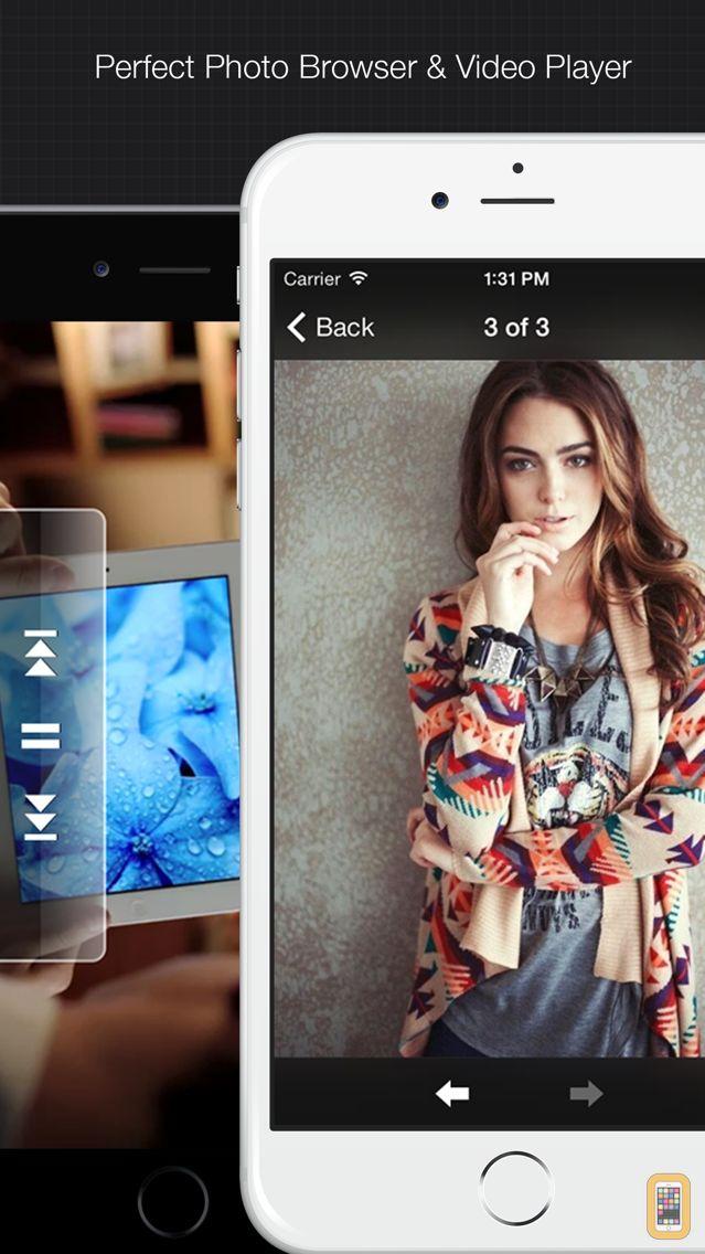 Screenshot - PhotoLocker-Secure Photo Vault