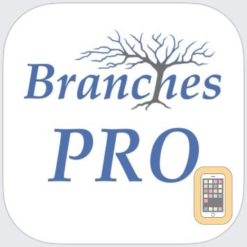 Branches Pro by Sherwood Electronics Laboratories, Inc. (iPad)