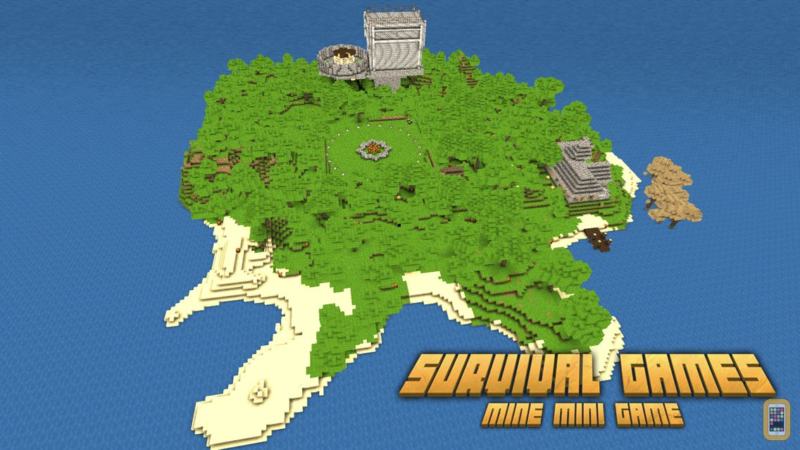 Screenshot - Survival Games: Mine Mini Game