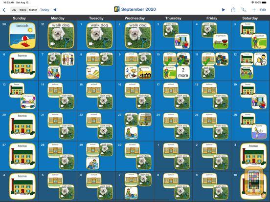 Screenshot - Choiceworks Calendar