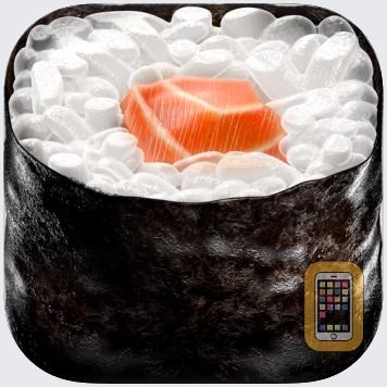 Sooshi – All About Sushi by Moritz von Volkmann (iPhone)