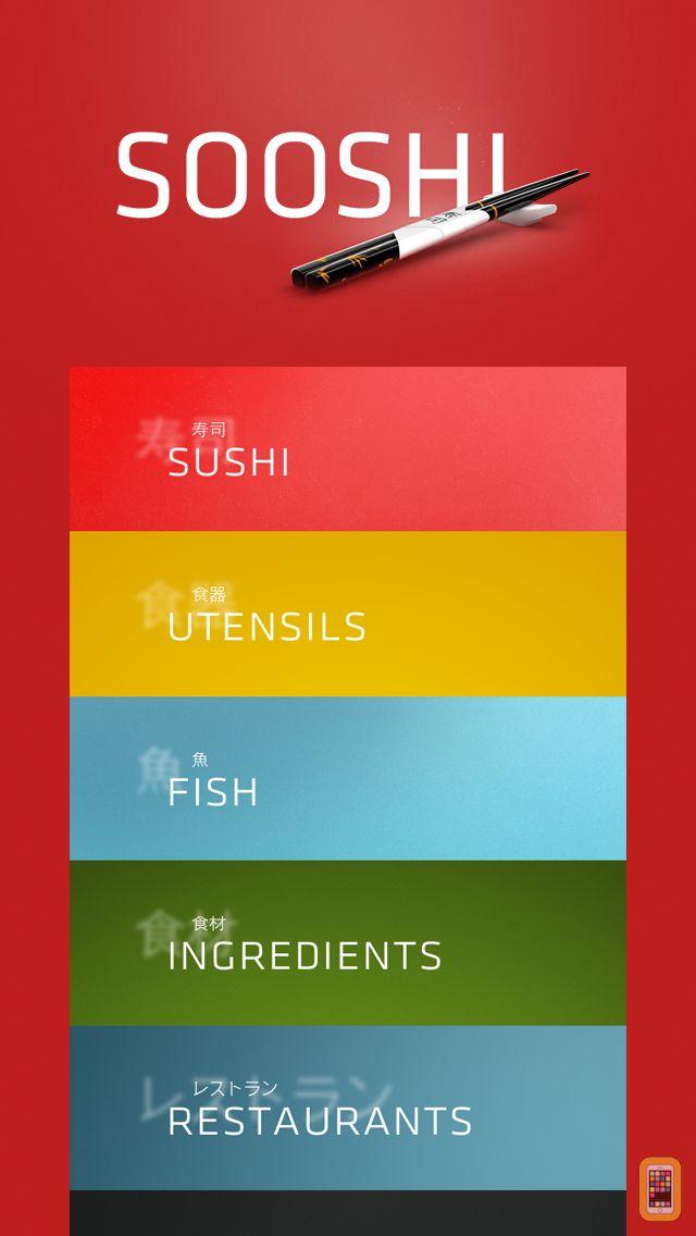 Screenshot - Sooshi – All About Sushi