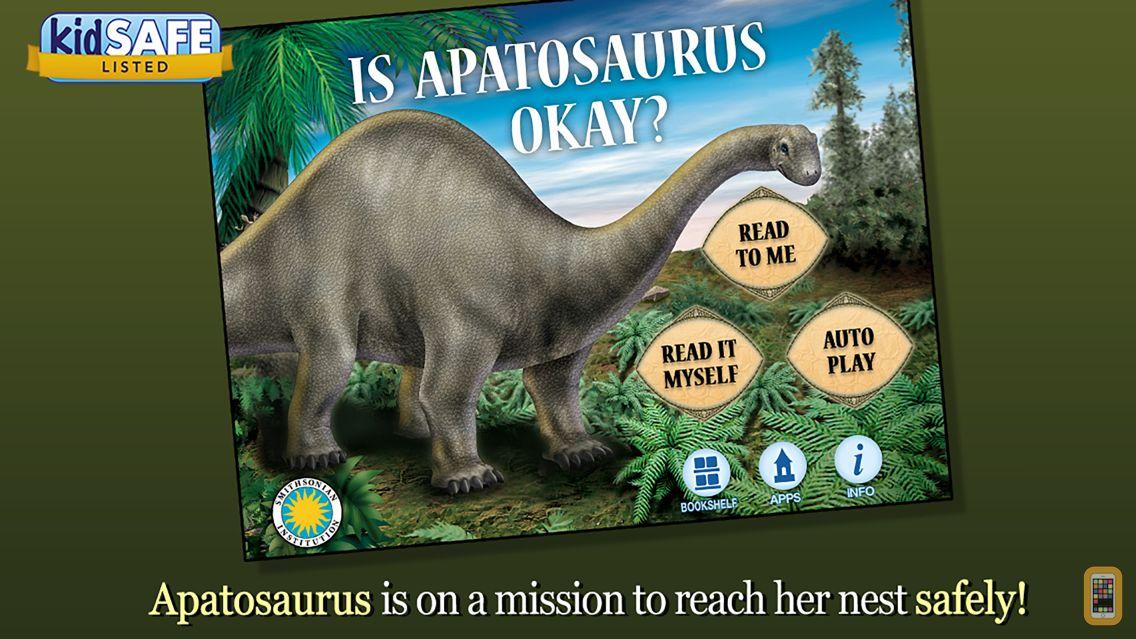Screenshot - Is Apatosaurus Okay? - Smithsonian