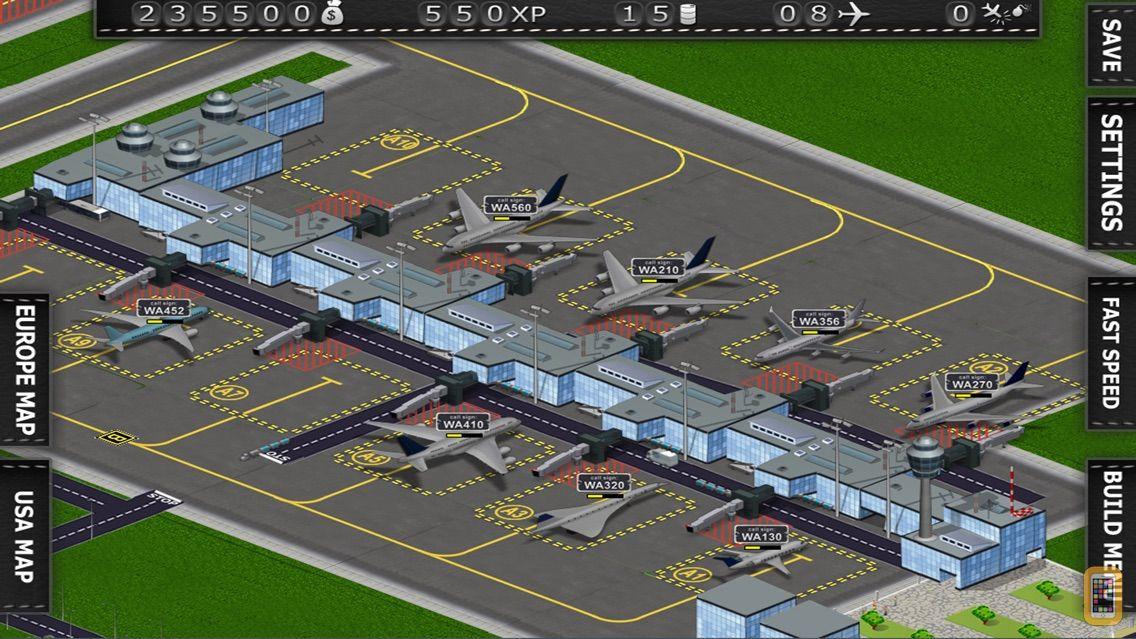 Screenshot - The Terminal 2 Airport Builder