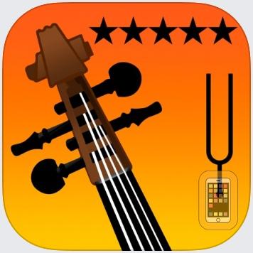 Violin Tuner Professional by Pedro Daniel Macalupu Cumpen (Universal)