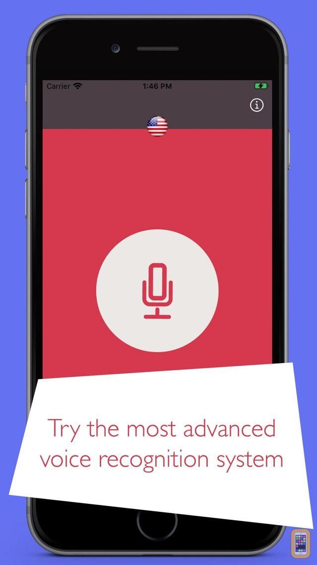 Screenshot - Voice Dictation +