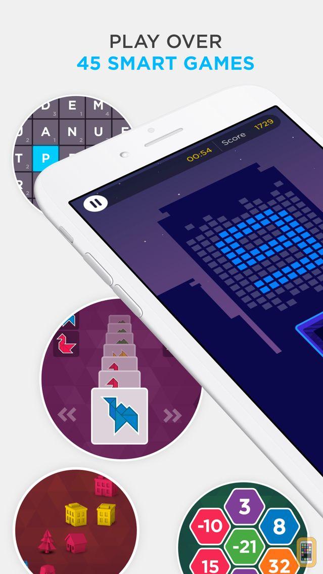 Screenshot - Peak - Brain Training