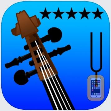 Viola Tuner Professional by Pedro Daniel Macalupu Cumpen (Universal)